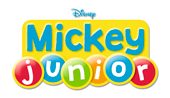 Logo Mickey Junior