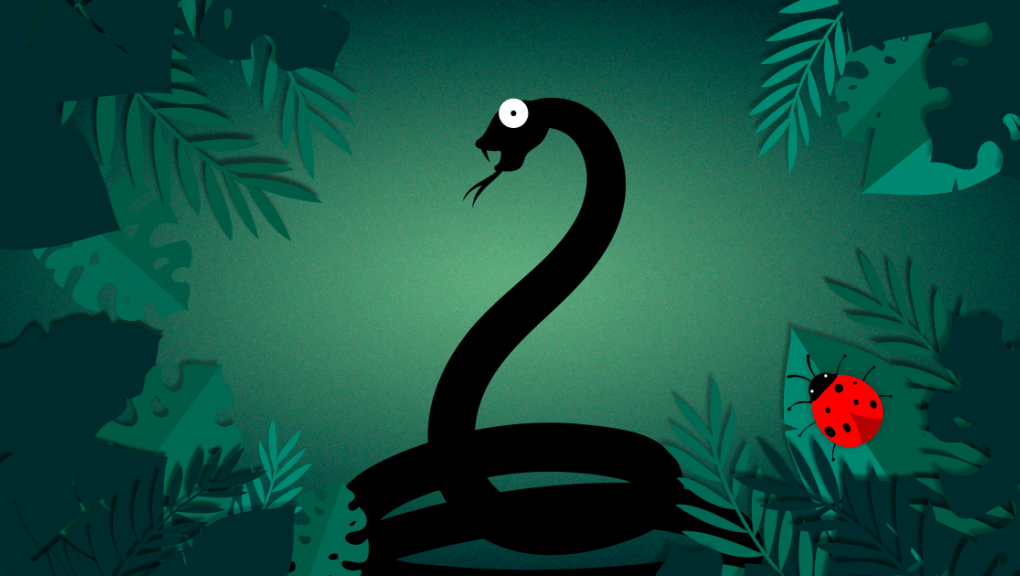 Bestioles – Le serpent © Radio France