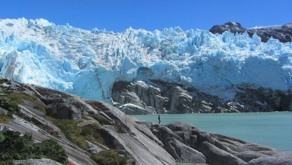 Paysage de Patagonie © Faut pas rêver - M. Faivre