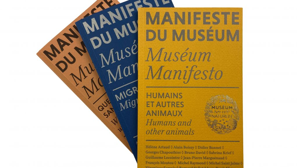 Série Manifeste du Muséum © MNHN - J.-C. Domenech