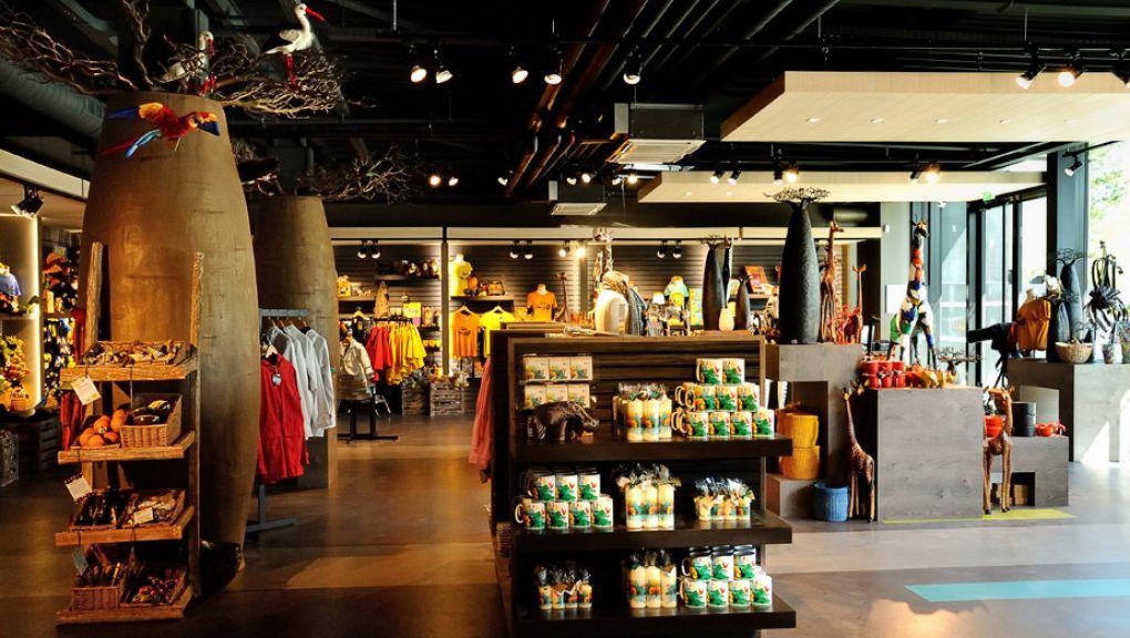 La boutique © MNHN - F-G Grandin