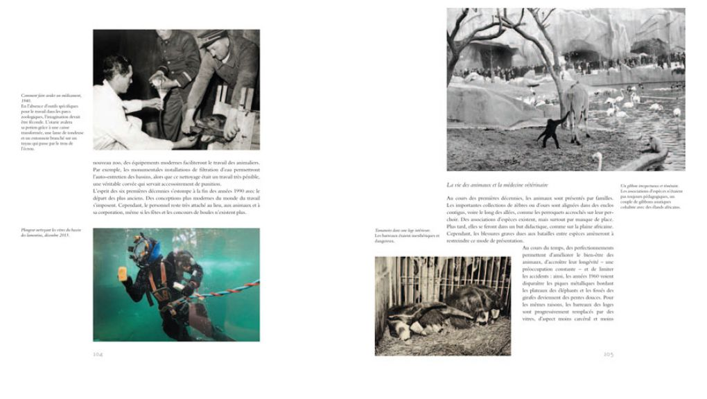 """Extrait 5 de l'ouvrage """"Le Parc Zoologique de Paris, des origines à la rénovation"""""""