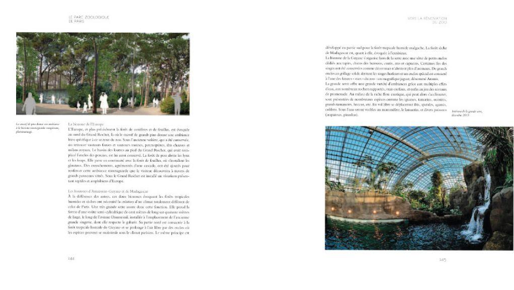 """Extrait 8 de l'ouvrage """"Le Parc Zoologique de Paris, des origines à la rénovation"""""""