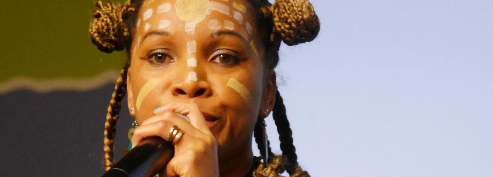 Concert d'Olga del Madagascar © F. Andreone
