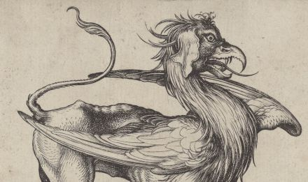 Griffon © Bibliothèque nationale de France