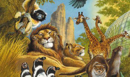 Saison des mondes à explorer au Parc zoologique de Paris © Laurent Verron