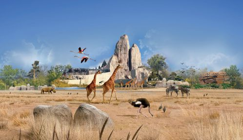 Le Parc Zoologique de Paris © MNHN
