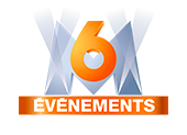 Logo M6 EVENEMENTS
