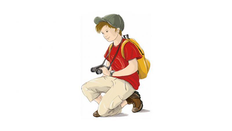 Victor l'explorateur © M. Mullkey